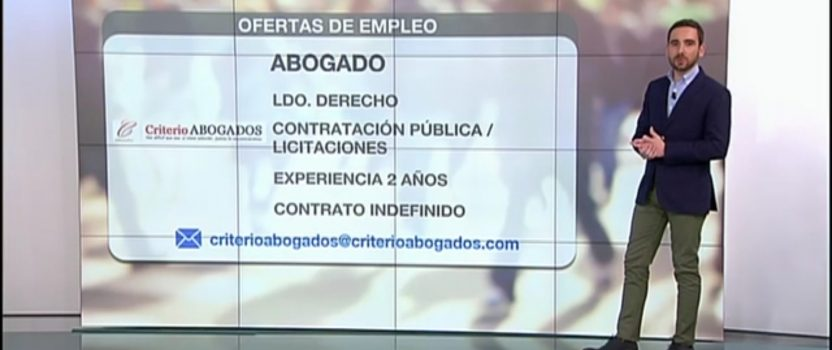 Criterio Abogados, en el programa Madrid Contigo