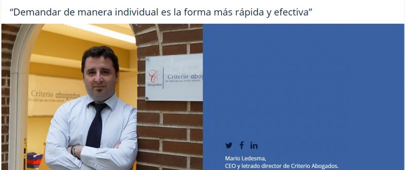 Entrevista a Criterio Abogados en pisos.com